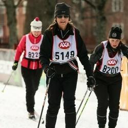 Skiing 45 km - Ulla-Britt Lindkvist (5149)