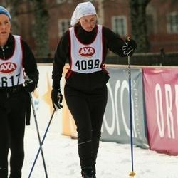 Skiing 45 km - Mirja Nilsson (4098)