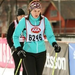 Skiing 45 km - Lizette Albertsson (6246)