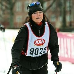 Skiing 45 km - Ninni Wittmar (9020)