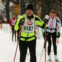 Skiing 45 km - Andreas Bentsen (6167)