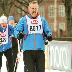 Skiing 45 km - Rolf Eriksson (6517)