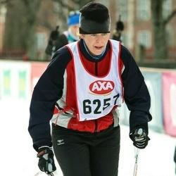 Skiing 45 km - Malin Carlsson (6257)