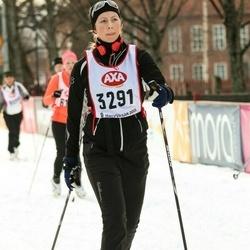 Skiing 45 km - Alexandra Lidholm (3291)
