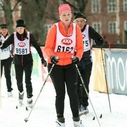 Skiing 45 km - Daniella Holmdahl (6162)