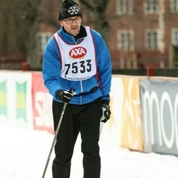 Skiing 45 km - Lennart Olsson (7533)