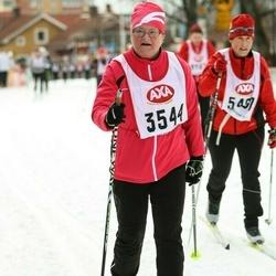 Skiing 45 km - Elenor Spetz Ramberg (3544)
