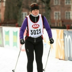 Skiing 45 km - Linda Bergman (3023)