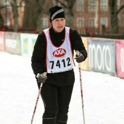 Skiing 45 km - Christina Skogsberg (7412)