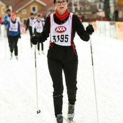 Skiing 45 km - Liv Andersson (3195)