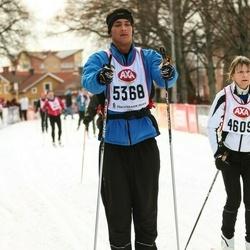 Skiing 45 km - Markus Hedin (5368)