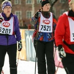 Skiing 45 km - Jenni Englén (7521)