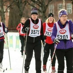 Skiing 45 km - Cecilia Kåremyr (3575)