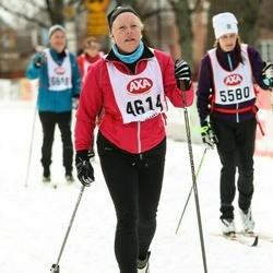 Skiing 45 km - Helena Ingemarsson (4614)