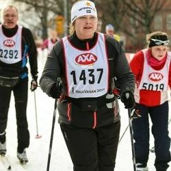 Skiing 45 km - Nora Skantz (1437)