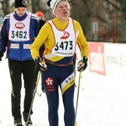 Skiing 45 km - Holger Svensson (3473)