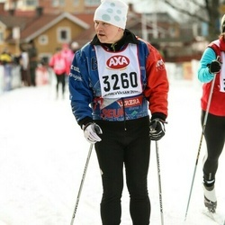 Skiing 45 km - Agneta Frode Blomberg (6260)
