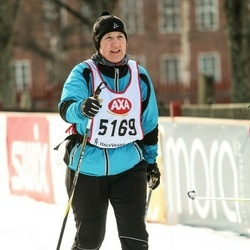 Skiing 45 km - Lena Norberg (5169)
