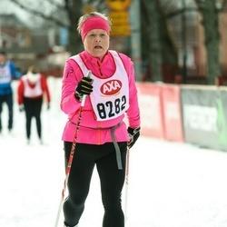 Skiing 45 km - Britha Röjbro (8282)