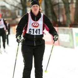 Skiing 45 km - Sanne Ljungström (6141)