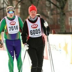 Skiing 45 km - Christofher Ramström (7016)