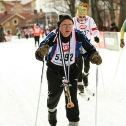 Skiing 45 km - Arto Lithén (5392)