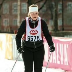 Skiing 45 km - Frida Lindqvist (6575)