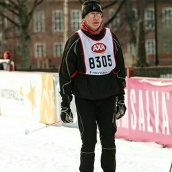 Skiing 45 km - Algot Andersson (8305)