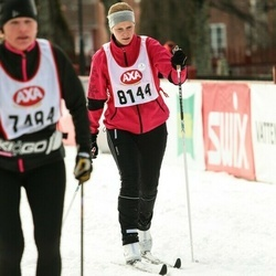 Skiing 45 km - Maria Garmert (8144)