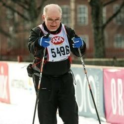 Skiing 45 km - Gustaf Berglund (5496)