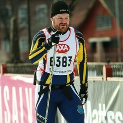 Skiing 45 km - Tommy Olofsson (8383)