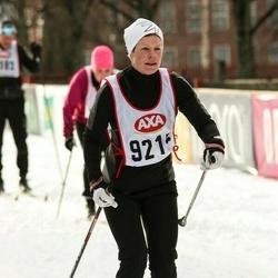 Skiing 45 km - Frida Hansen Fridolf (9215)