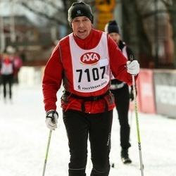 Skiing 45 km - Kent Arvidsson (7107)