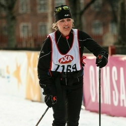 Skiing 45 km - Anna Wickberg (7169)