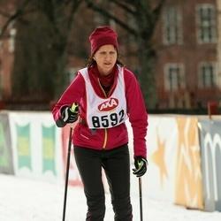 Skiing 45 km - Barbro Lindroos (8592)