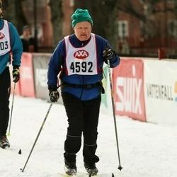 Skiing 45 km - Eva-Christina Arvidsson (4592)