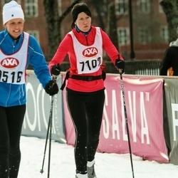 Skiing 45 km - Jenny Westdahl (7102)