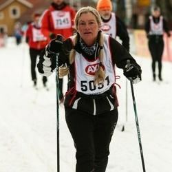 Skiing 45 km - Lotta Rosenberg-Wall (5051)