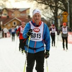 Skiing 45 km - Jerker Christopherson (6015)