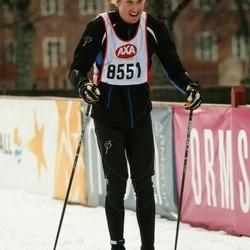 Skiing 45 km - Andreas Berkebo (8551)