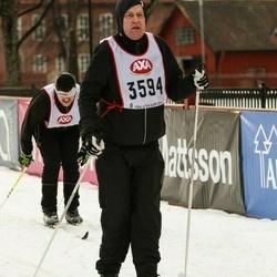 Skiing 45 km - Björn Kåremyr (3594)