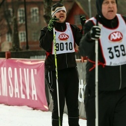 Skiing 45 km - Kristoffer Månsson (9010)