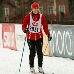 Skiing 45 km - Kristina Jönsson (9031)