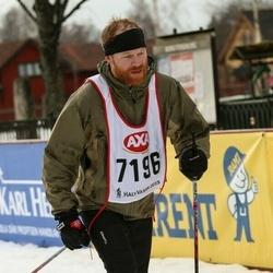 Skiing 45 km - Holger Eriksson (7196)