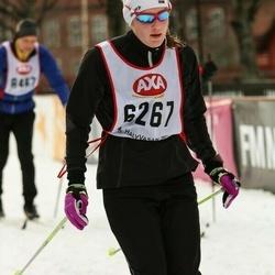 Skiing 45 km - Louise Strandberg (6267)