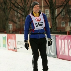 Skiing 45 km - Johnny Jonsson (8487)