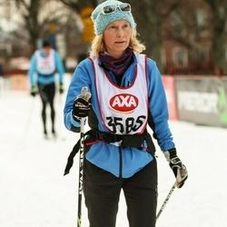 Skiing 45 km - Anna Thulin (3585)