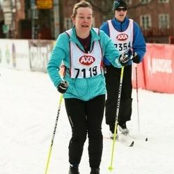 Skiing 45 km - Lena Larsson (7119)