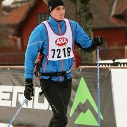 Skiing 45 km - Tobias Hudin (7218)