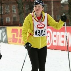 Skiing 45 km - Frida Nilsson (4303)
